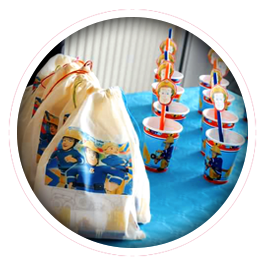 organisation de fête d'anniversaire sur mesure Petite bulle de bonheur, décoratrice événementielle - 44