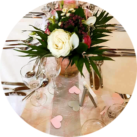 Petite bulle de bonheur décoration et organisation d'événements : mariage, anniversaire  - Saint Nazaire Nantes -44